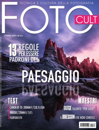 FOTO CULT - Tecnica e Cultura della Fotografia #172 - Giugno 2020