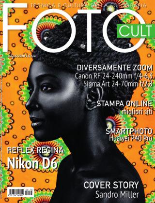 FOTO CULT - Tecnica e Cultura della Fotografia #173 - Luglio 2020
