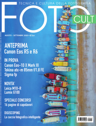 FOTO CULT - Tecnica e Cultura della Fotografia #174 - Ago/Set 2020