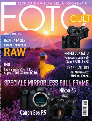 FOTO CULT - Tecnica e Cultura della Fotografia #175 - Ottobre 2020