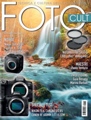 FOTO CULT - Tecnica e Cultura della Fotografia #176 - Novembre 2020