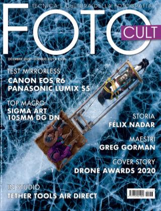 FOTO CULT - Tecnica e Cultura della Fotografia #177 - Dic 20-Gen 21