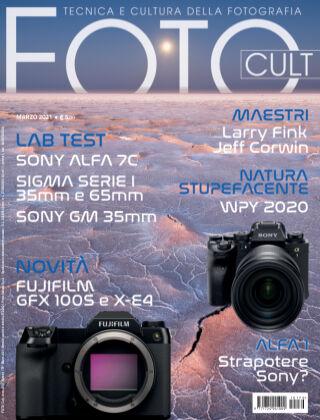 FOTO CULT - Tecnica e Cultura della Fotografia #179 - Marzo 2021