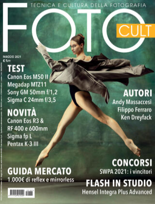 FOTO CULT - Tecnica e Cultura della Fotografia #181 - Maggio 2021