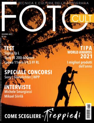 FOTO CULT - Tecnica e Cultura della Fotografia #182 - Giugno 2021