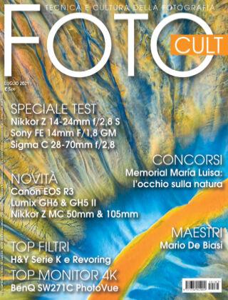 FOTO CULT - Tecnica e Cultura della Fotografia #183 - Luglio 2021
