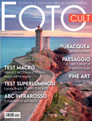 FOTO CULT - Tecnica e Cultura della Fotografia #184 - Ago/Set 2021