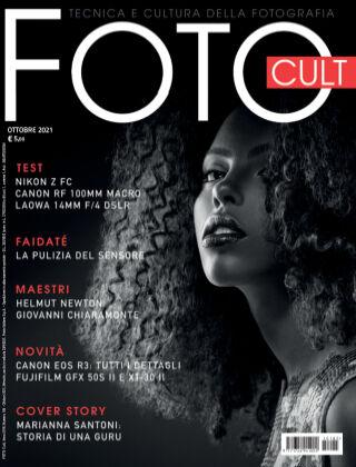 FOTO CULT - Tecnica e Cultura della Fotografia #185 - Ott 2021