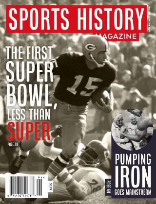 Sports History Magazine Winter 2020