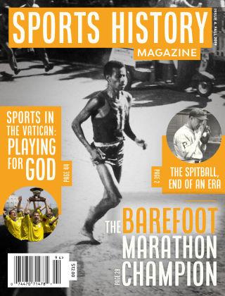 Sports History Magazine Fall 2019