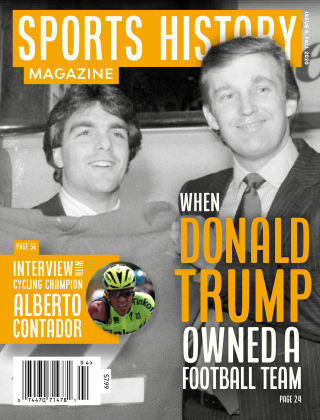 Sports History Magazine Fall 2020