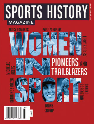 Sports History Magazine Winter 2021
