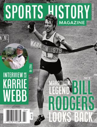 Sports History Magazine Spring 2021