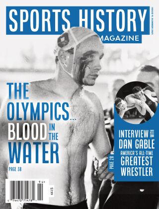 Sports History Magazine Summer 2021