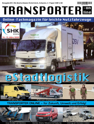 Transporter online 03-20
