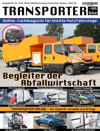 Transporter online 04-20