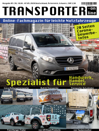Transporter online 05-20