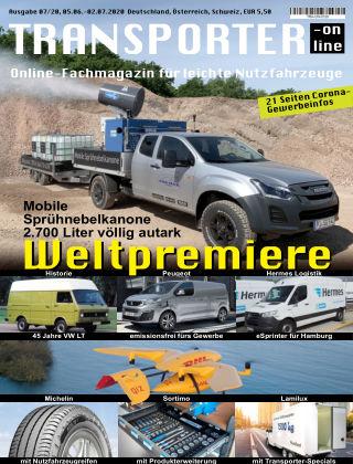 Transporter online 07/20
