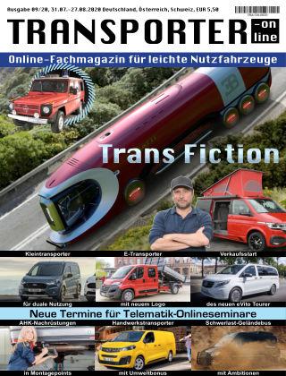 Transporter online 09/20