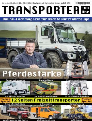 Transporter online 10/20