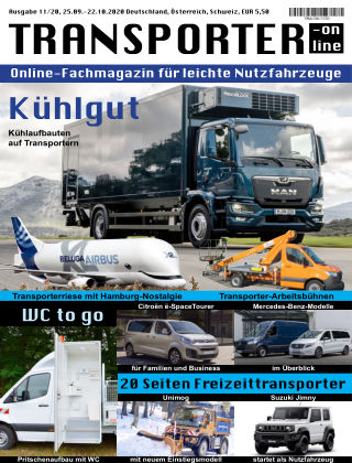Transporter online 11/20