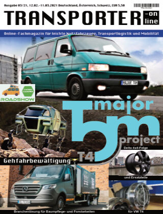 Transporter online 03/21
