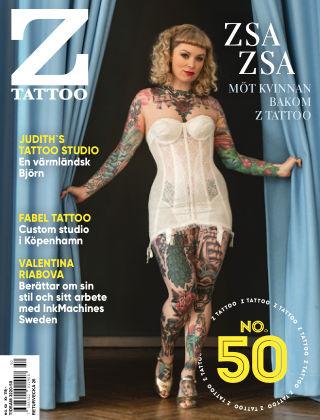 Z Tattoo Magazine 04.2020