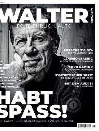 WALTER-Magazin 1