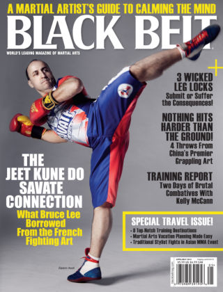 Black Belt April / May 2013