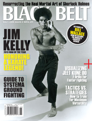 Black Belt Oct / Nov 2013