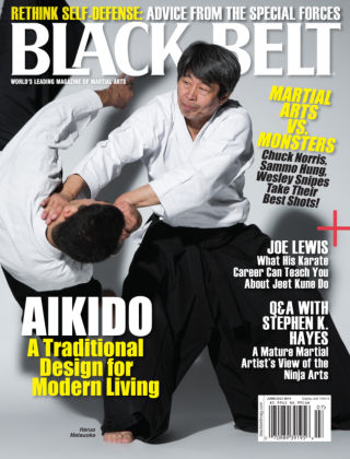 Black Belt July 2014