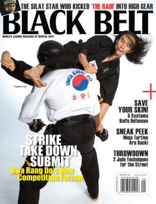 Black Belt Aug / Sep 2014
