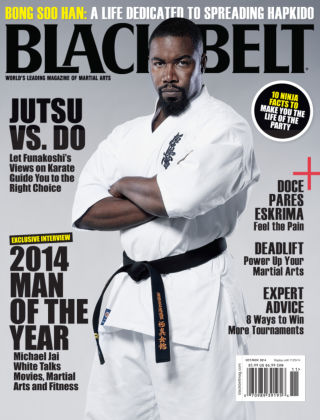 Black Belt Oct/Nov 2014