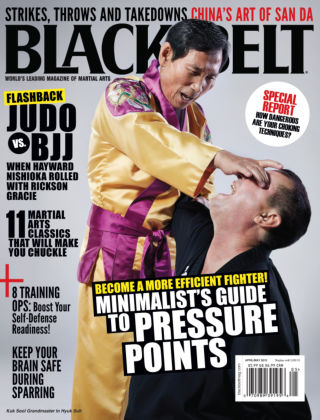 Black Belt April / May 2015