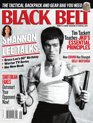 Black Belt Black Belt Aug/Sep