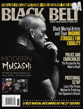 Black Belt October/November 20