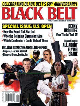 Black Belt August/Sept 2021