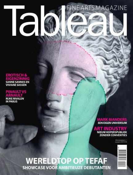 Tableau Fine Arts Magazine June 09, 2020 00:00
