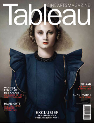 Tableau Fine Arts Magazine fall/winter 2020