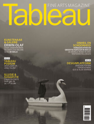Tableau Fine Arts Magazine spring 2021