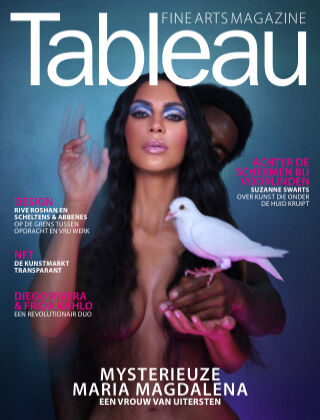 Tableau Fine Arts Magazine summer 2021