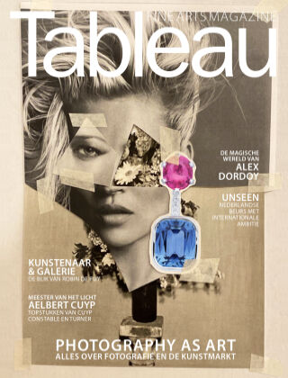 Tableau Fine Arts Magazine autumn 2021