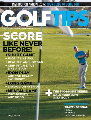 Golf Tips Jun-Jul 2016
