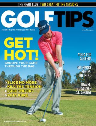 Golf Tips Aug-Sep 2016