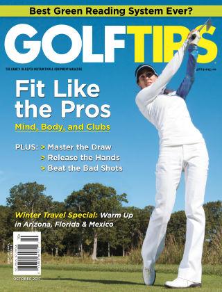 Golf Tips Oct 2017
