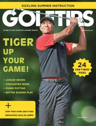 Golf Tips Aug 2019