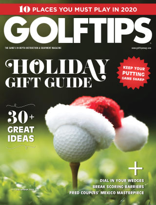 Golf Tips Dec 2019