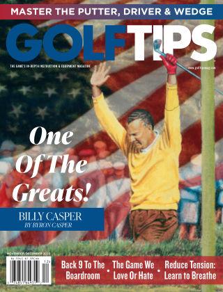 Golf Tips Nov Dec 2020
