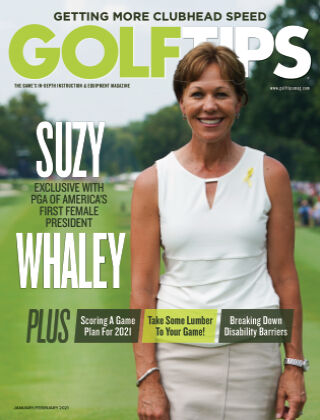 Golf Tips Jan and Feb, 2021