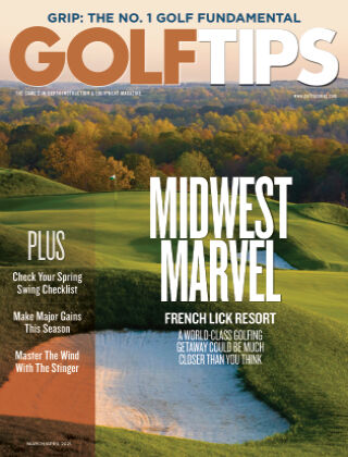 Golf Tips March/April